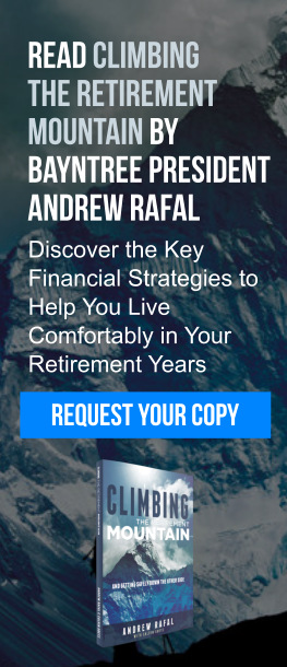 Tips for taking your IRA RMD | Bayntree Wealth Advisors