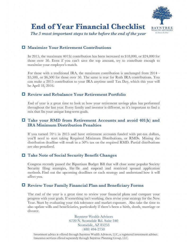 BAY_End of Year Financial Checklist