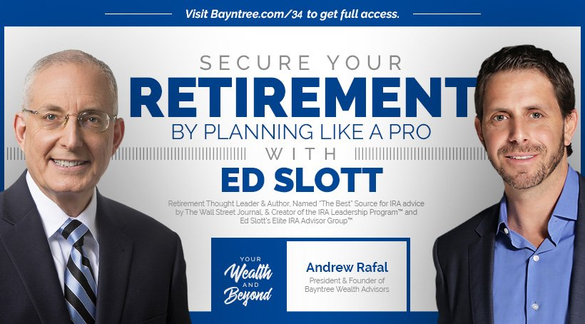 Ed Slott discusses tax planning with Andrew Rafal on Your Wealth and Beyond