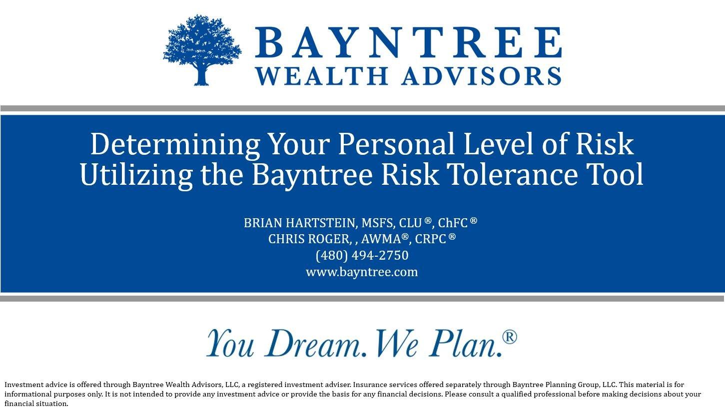 bayntree 401k planning