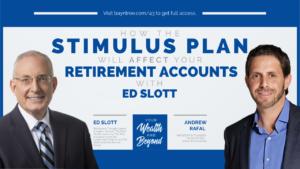 Ed Slott Stimulus Bill Coronavirus CARES act retirement andrew rafal