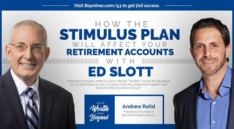 Ed Slott IRA taxes CARES act andrew Rafal