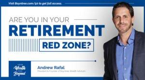retirement red zone financial planning arizona